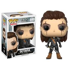 (affiliate link)  The 100 Octavia Blake Pop! Vinyl Figure