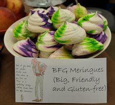 BFG Meringues