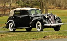 1939 Packard Twelve Touring Cabriolet by Brunn - (Packard Motor Car Company Detroit, Michigan 1899-1958)
