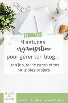Conseils et outils pour gérer son blog quand on a une vie bien remplie. Découvre des astuces pour gagner en productivité et être mieux organisé.