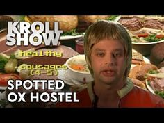 Kroll Show: Spotted Ox Hostel - YouTube