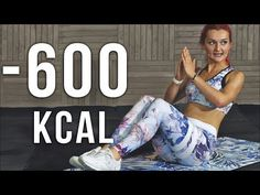 DOMOWY TRENING INTERWAŁOWY - spal 600 kcal - YouTube Zumba, Gym, Fit Women, Youtube, Health, Sports, Health And Fitness, Exercises, Tips