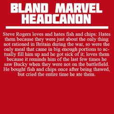 That's awful. I hate this. But I also love it. Fucking Marvel.