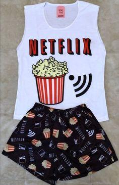Cute Pajama Sets, Cute Pjs, Cute Pajamas, Girls Fashion Clothes, Teen Fashion Outfits, Mode Outfits, Cute Lazy Outfits, Pretty Outfits, Stylish Outfits