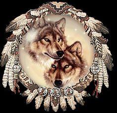 I love Native American Art! Native American Wolf, Native American Wisdom, Native American Pictures, Dream Catcher Native American, Native American Artwork, American Indian Art, Wolf Images, Wolf Pictures, Wolf Dreamcatcher