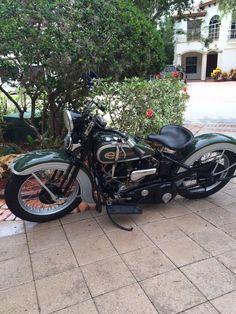 1936 Harley-Davidson VLD   eBay