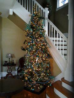 Peacock Tree Design By Bentley & Murray
