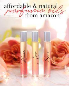 Affordable Perfume Oils from Amazon: A Girl's Gotta Spa Review | Slashed Beauty #perfume #naturalperfume #veganbeauty #crueltyfree