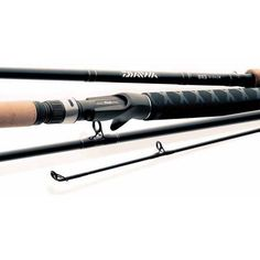Daiwa DXS Salmon Steelhead Spinning Rod, Black