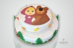masha and the bear images - Google Search