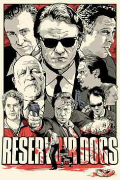 Amazing Poster Art Inspired By Quentin Tarantino list