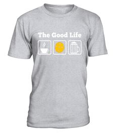 "# Coffee, Pickleball and Beer! The Good life T-Shirt .  Special Offer, not available in shops      Comes in a variety of styles and colours      Buy yours now before it is too late!      Secured payment via Visa / Mastercard / Amex / PayPal      How to place an order            Choose the model from the drop-down menu      Click on ""Buy it now""      Choose the size and the quantity      Add your delivery address and bank details      And that's it!      Tags: Great Pickleball Tee for all…"