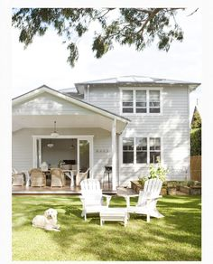 Aussie beach house