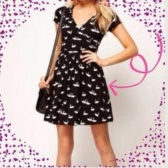 "Spotted while shopping on Poshmark: ""Summer Swan Knee Length Flirty Dress""! #poshmark #fashion #shopping #style #Dresses & Skirts"