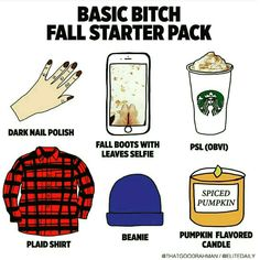 Basic Bitch Tattoo Starter Pack