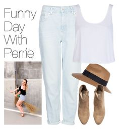 """Funny Day with Perrie"" by onedirectionimagineoutfits99 ❤ liked on Polyvore featuring Topshop, River Island and H&M"