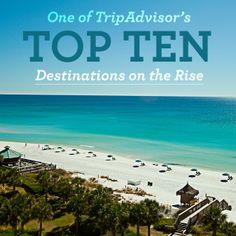 TripAdvisor's Top Destination on the Rise 2013