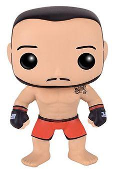 UFC-Georges St-Pierre Funko POP Personnage