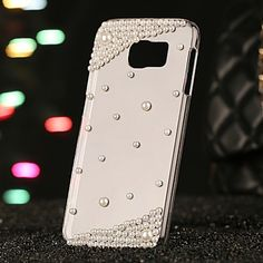 Samsung Galaxy S6 Crystal Cases Bling Luxury Diamonds