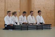 ÖAV Verbandslehrgang am 14./15. Mai 2016 - Budokan Wels:Prüfungskommission