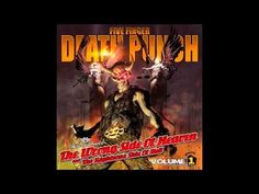 Five Finger Death Punch - Anywhere But Here