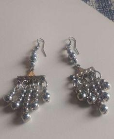 4a7527e8b78ec712f39f88f721fd3ae4 Drop Earrings, Jewelry, Fashion, Style, Moda, Jewlery, Jewerly, Fashion Styles, Schmuck