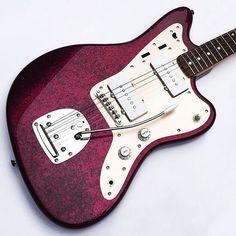 Fender JMascis Jazzmaster: oh my, yes.