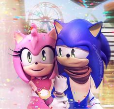 Sonic And Amy, The Sonic, Shadow The Hedgehog, Sonic The Hedgehog, Sonamy Comic, Sonic Heroes, Sonic Adventure, Cardfight Vanguard, Team 2