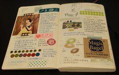 http://www.smallx2.com/blog/moleskine-diary-2012-feb