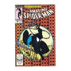 Amazing Spider-Man Comic Book #300 9.4 - First Venom  NO RESERVE AUCTION!