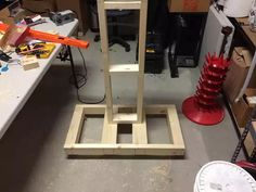 Post with 16 votes and 3540 views. Tagged with Creativity; Shared by bmccarthy. Homemade Tv Stand, Tv Wand, Tv Stand Designs, Diy Tv Stand, Diy Nightstand, Tv Bracket, Event Company, Paint Drying, Diy Patio