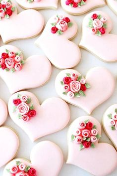 30 Wedding Cake Cookies Decorated Ideas ❤ See more: http://www.weddingforward.com/wedding-cake-cookies/ #wedding