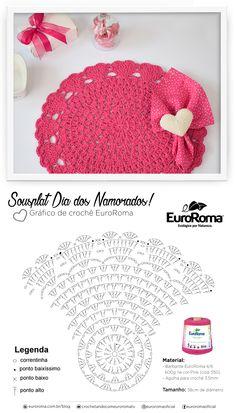 crochet mandala pattern Natural Jute Twine Rope Cord, Non-Polished Gift Wrap, Packaging, eco-friendly hemp yarn 100 g 55 hkeln Col Crochet, Crochet Doily Rug, Crochet Coaster Pattern, Crochet Placemats, Crochet Doily Diagram, Crochet Patron, Crochet Mandala Pattern, Crochet Circles, Crochet Round