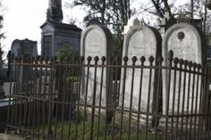 French cemetery!
