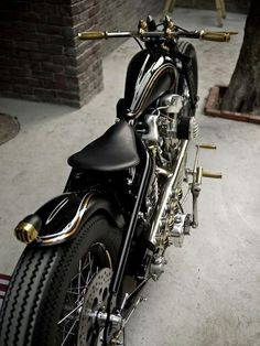 RE-PIN THIS!!! http://www.cardosystems.com/  Harley-Davidson Knucklehead custom bobber