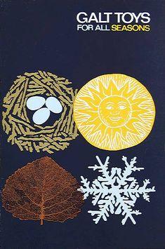 ken garland & associates:graphic design:james galt and company (galt toys)