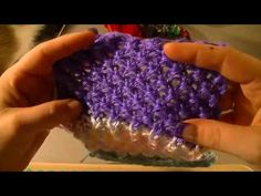 (2) Vlog Week 28 How to loom knit the double seed double moss stitch - YouTube Loom Knitting Stitches, Moss Stitch, Fingerless Gloves, Arm Warmers, Coupon Codes, Seeds, Youtube, Fingerless Mitts, Fingerless Mittens