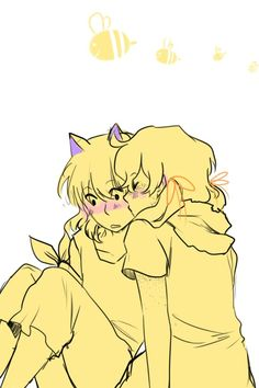 Younger Bumbleby Tho?! x3