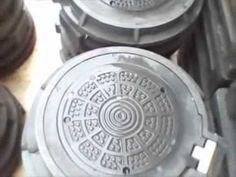Manhole covers,RÖGAR KAPAĞI MENHOL-BACA KAPAĞI D400 RÖGAR KAPAĞI  RÖGAR ...