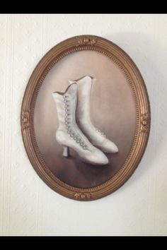 Victorian bridesmaid boots
