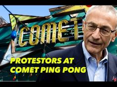 PROTESTORS AT COMET PING PONG PIZZA ON INAUGURATION DAY! (PIZZAGATE, #PI...