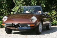 Alfa Romeo Spider 2000 Veloce Coda Tronca