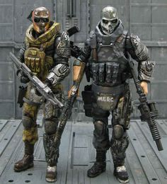 army of two Figure - Google 검색