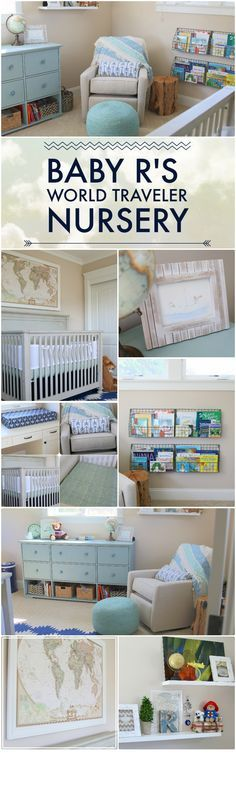 World Traveler Nursery! How perfect would this mobile be in this space?! https://www.etsy.com/listing/267466354/