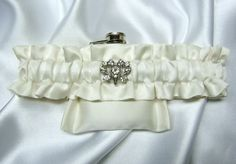 Brides Flask Garter w/ Vintage Style Rhinestone Embellishment-Your Choice of White Or Ivory-3 oz Flask Included-Great Bridal Gift by YouNiqueGarters on Etsy https://www.etsy.com/listing/224974814/brides-flask-garter-w-vintage-style