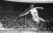 Erik Lundqvist bilder | Erik Lundqvist - Bilder, News, Infos aus dem Web. OS guld spjut 1928 Amsterdam.
