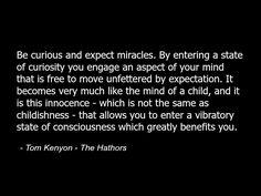 Tom Kenyon - The Hathors - Quote Spirituality miracles limitation 2.jpg