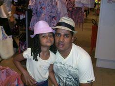 minha filha e EU!