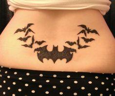 Tatouage Batman #04