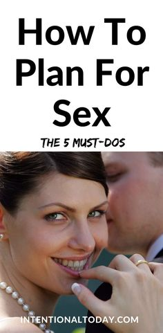 A great sex life, the kind that remains excellent after the early months and years, does not happen by accident. It takes planning. Here are 5 tips to help you plan your day so you have margin for intimacy Communication In Marriage, Intimacy In Marriage, Happy Marriage, Marriage Advice, Advice For Newlyweds, Newlywed Advice, It Can Wait, Physical Intimacy, Planning Your Day